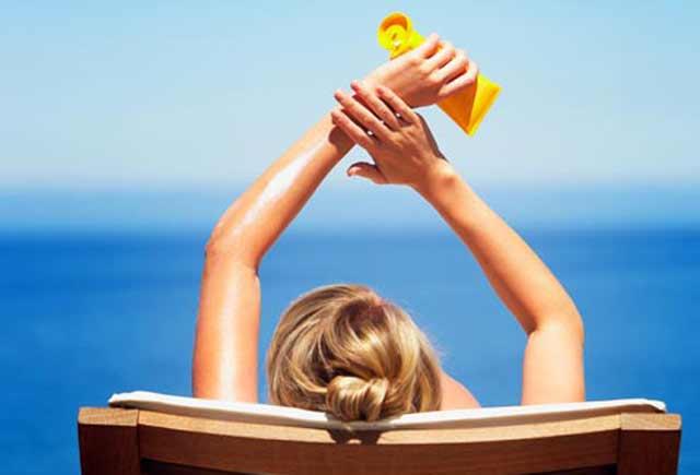 6 Kesalahan Pada Saat Penggunaan Sunscreen