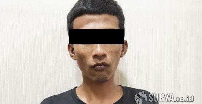 Tersangka Begal Payudara Perumahan Elit di Surabaya, Cari 'Mangsa' dengan Berkeliling Kompleks